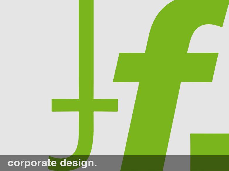 corporate design.
